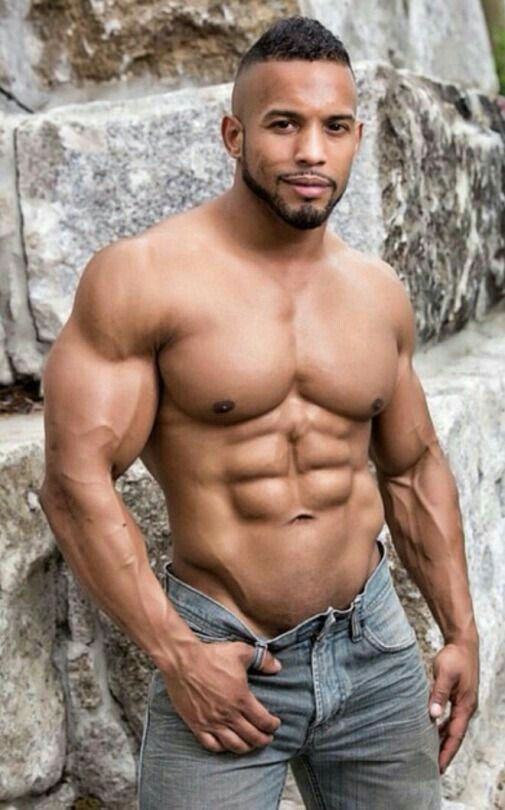 Muscle male gay clips