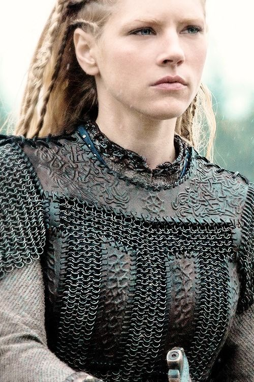 Viking chainmail armor