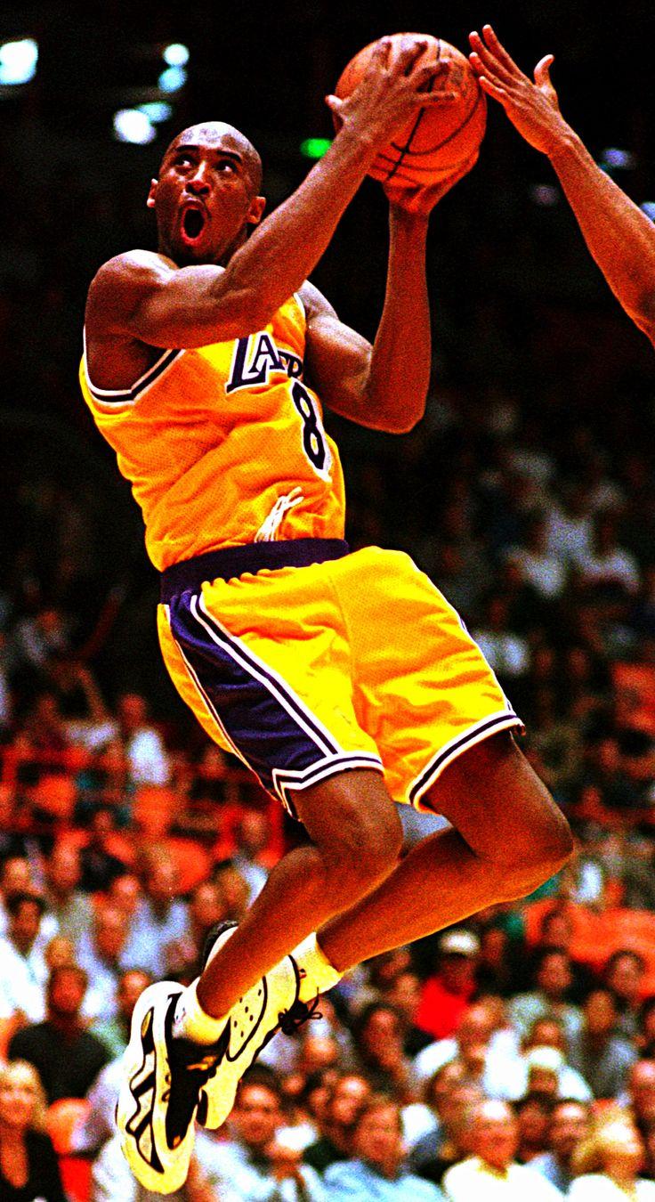 Kobe doin' work.