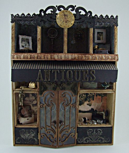 ANTIQUE STORE CONFIGURATION BOX| Inspired by All Things Vintage | Page 2