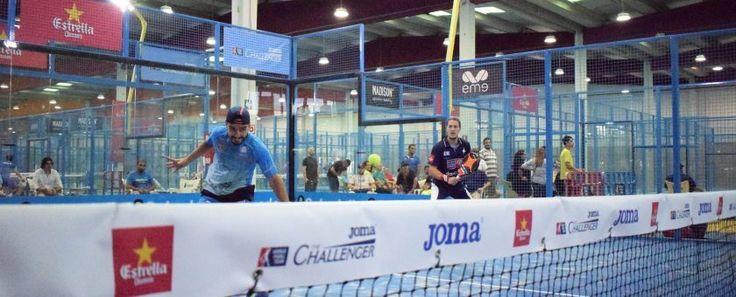 Duelos de alto voltaje para configurar el cuadro final del Joma Madrid Challenger.