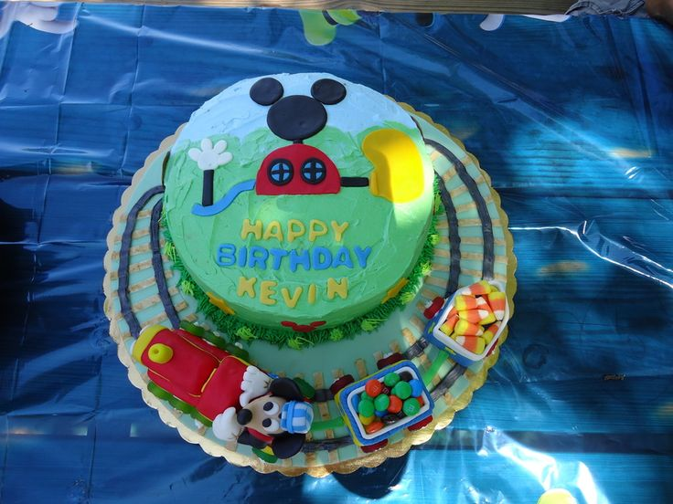 Mickey Mouse Clubhouse Choo Choo Train Express