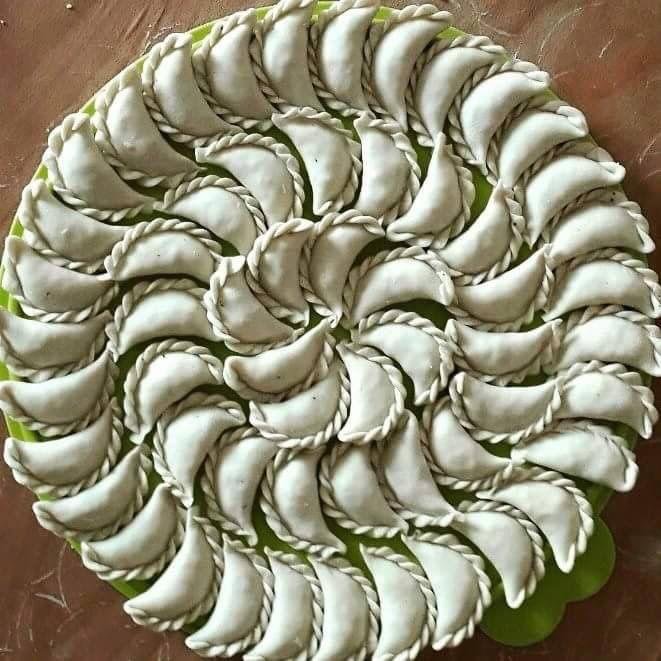 Haluj - Çerkes yemeği - Circassian meal