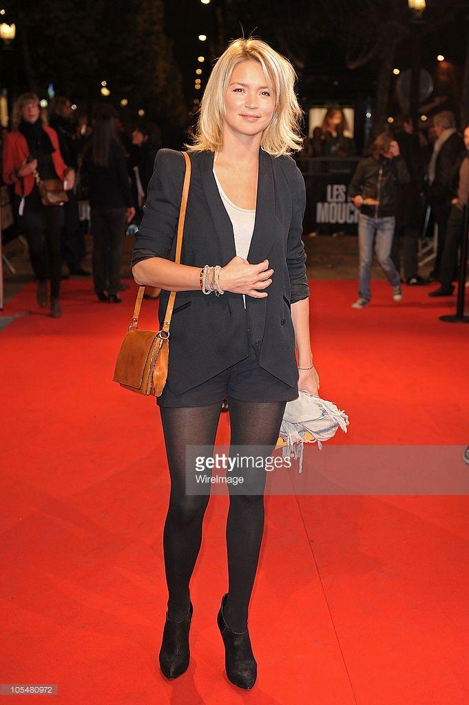 Virginie Efira attends 'Les Petits Mouchoirs' Paris Premiere at Cinema UGC Normandie on October 14, 2010 in Paris, France.