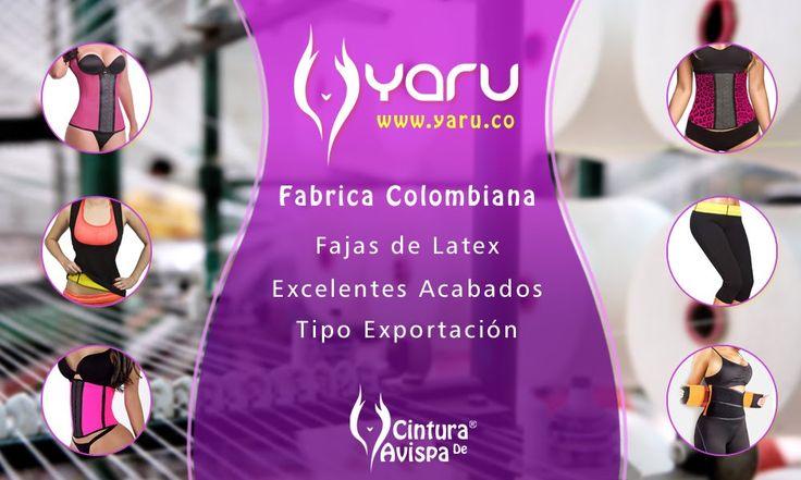 WhatsApp +57 3122525303 - www.Yaru.co - Fabrica de Fajas Colombia, Fajas Latex, Fajas Neopreno, Fajas Neopower, Fajas Termicas, Fajas Moldeadoras, Hot Shaper, Miss Belt, Cinturilla 70 30, Xtreme Power Belt, Cintura de Avispa. Colombian Factory Waist Trainer, Waist Cincher, Sports Fashion, Waist Training, Colombian Manufactures Latex Ggirdles