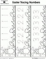 Bunny Number Tracing