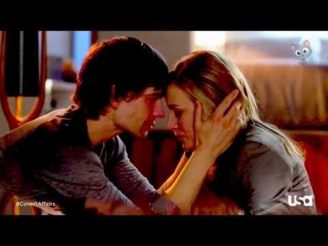 Are auggie and annie dating on covert affairs pity