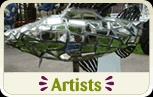 Recycled Arts Fair is this weekend in Esther Short park. Go check it out!