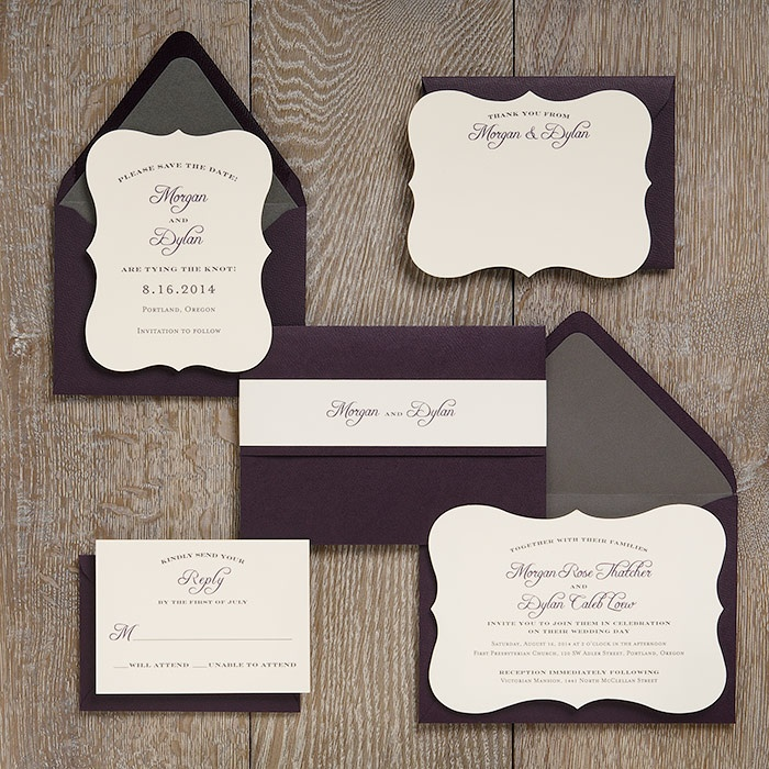 43 best images about wedding invitations on pinterest, Wedding invitations