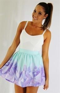Hazy Skirt PREORDER - Shugah Boutique
