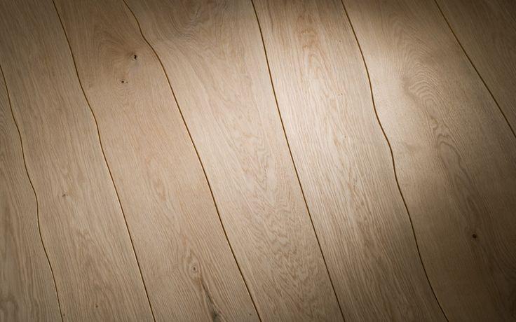 """""""フローリングの模様はまっすぐじゃなくてもいい?"""" ふぞろいの材木たちをありのままの姿で床板にする「Bolefloor」"""