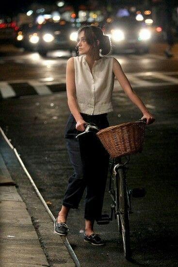 Keira Knightley in Begin Again  (2013)