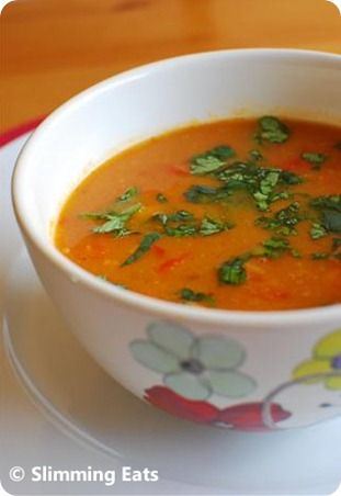 slip on tennis shoes Spicy Sweet Potato  Red Pepper and Carrot Soup   Slimming Eats   Slimming World Recipes