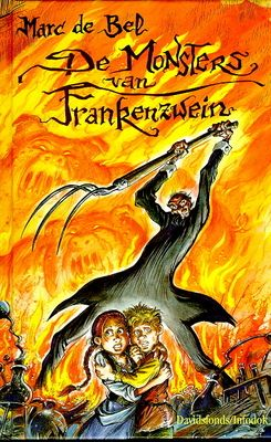 Beschrijving van De monsters van Frankenzwein - Jan Bosschaert, Marc de Bel - Antwerpen - Openbare Bibliotheken