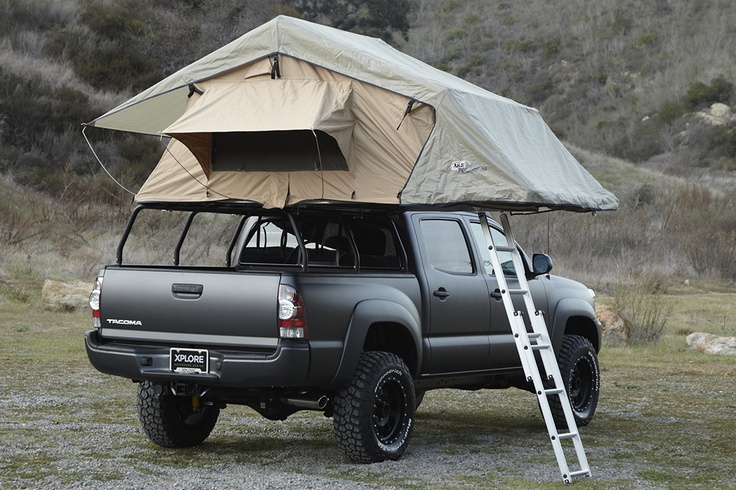 xplore toyota tacoma transport pinterest awesome this is awesome and campers. Black Bedroom Furniture Sets. Home Design Ideas