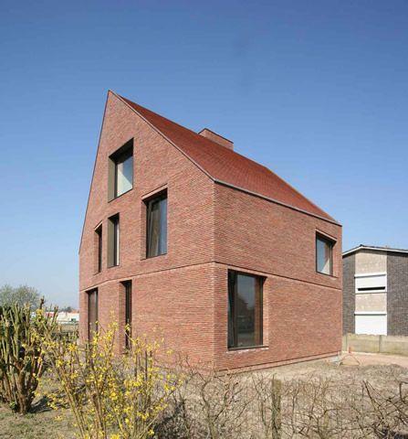Vekemans, RE-ST, Herentals, Brick, Architecture, Contemporary, I Love Belgium, Blog, Belgian