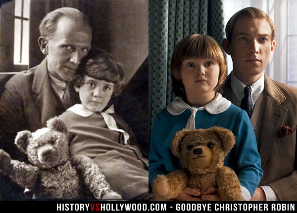 How Accurate Is Goodbye Christopher Robin The True Story Behind