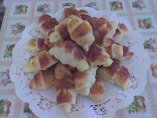 Croissant recept | Egyszerű Gyors Receptek