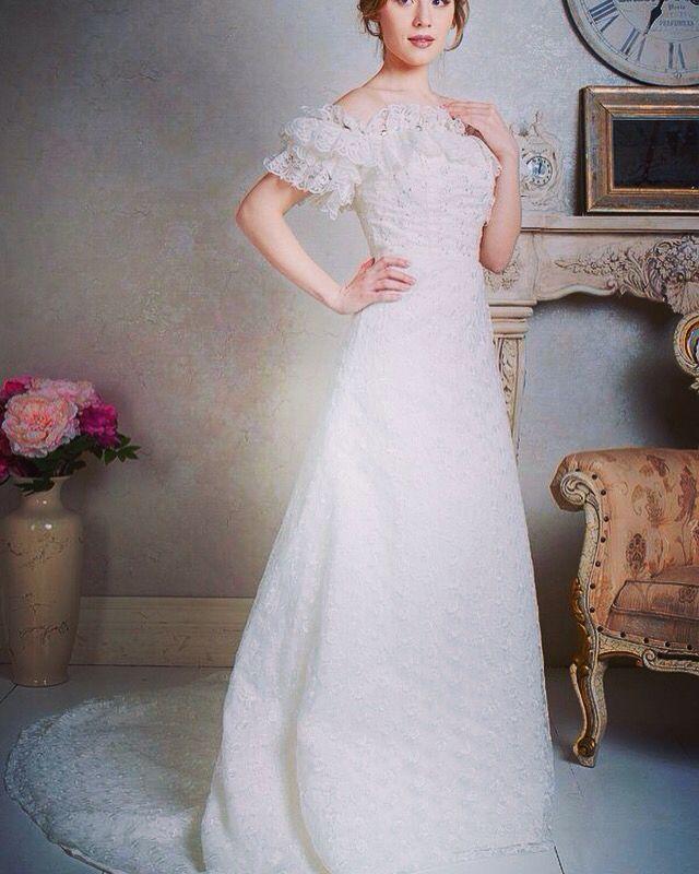 Немного винтажное, немного в стиле рустик - и необычный свадебный образ готов поразить всех гостей и Вашего избранника!