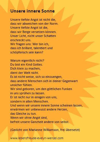 unsere innere Sonne www.lebensfreude-evelyn-wenzel.com