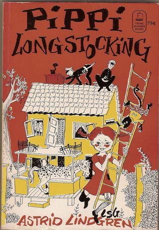 Pippi Longstocking by Astrid Lindgren.