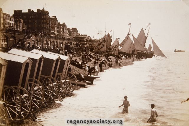 Amazing photos from Brighton through the years. Majority from early 1900s, all incredible.