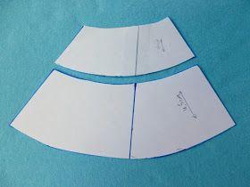 Взялась я шить футболку из Оттобре 2012-3 модель 17. Распечатала листы, склеила, нашла нужные мне контуры и прежде чем переводить выкройку,...