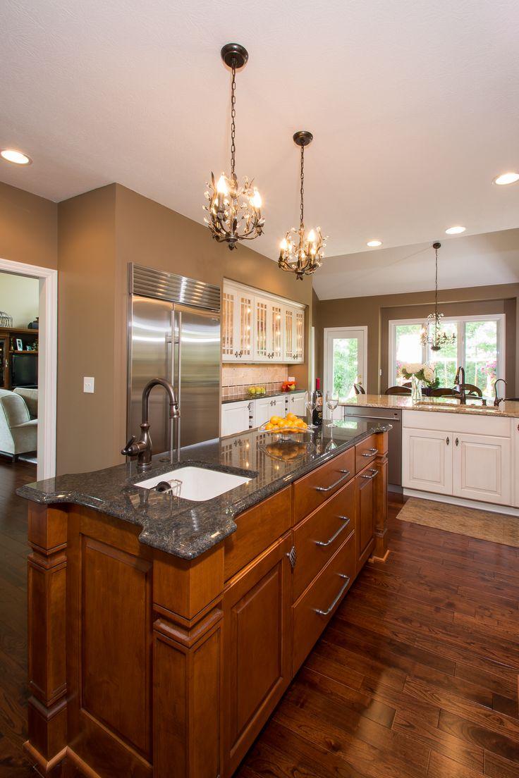 Powell, Ohio kitchen designed by Monica Miller, CKD, CBD