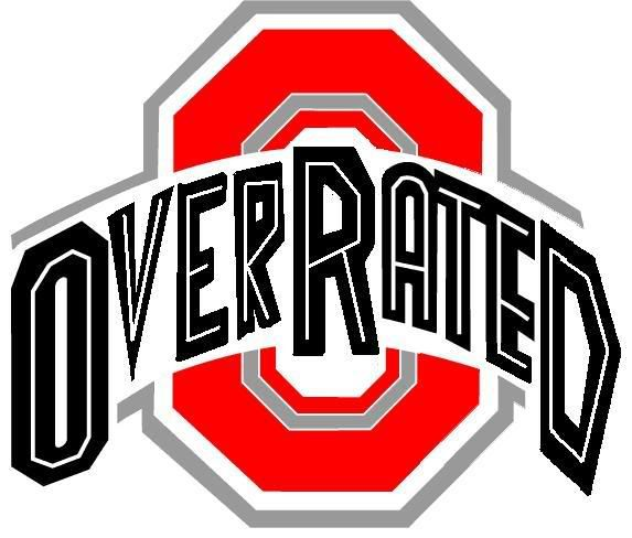 Ohio State  Sucks and so does the people that live there. Nasty as blondes and over tanned skin. Barf.