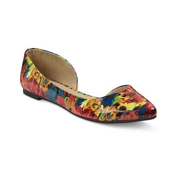 Mossimo Women s Kendall D Orsay Flats