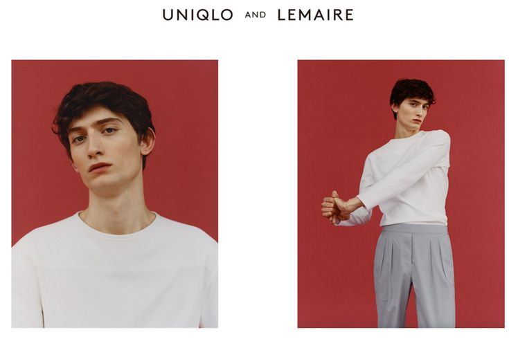 Harley Weir (Art Partner) for Uniqlo and Lemaire