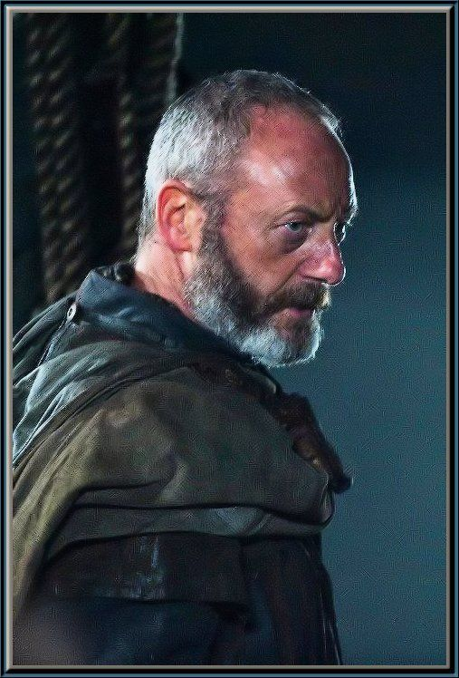 """Liam Cunningham: Ser Davos Seaworth on HBO's """"Game of Thrones"""" (one of my favorite characters in the books and HBO series)"""