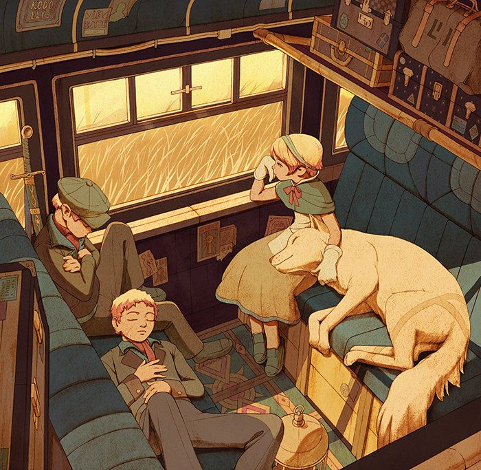 The collection of digital illustrations below is by New York-based artist Kevin…