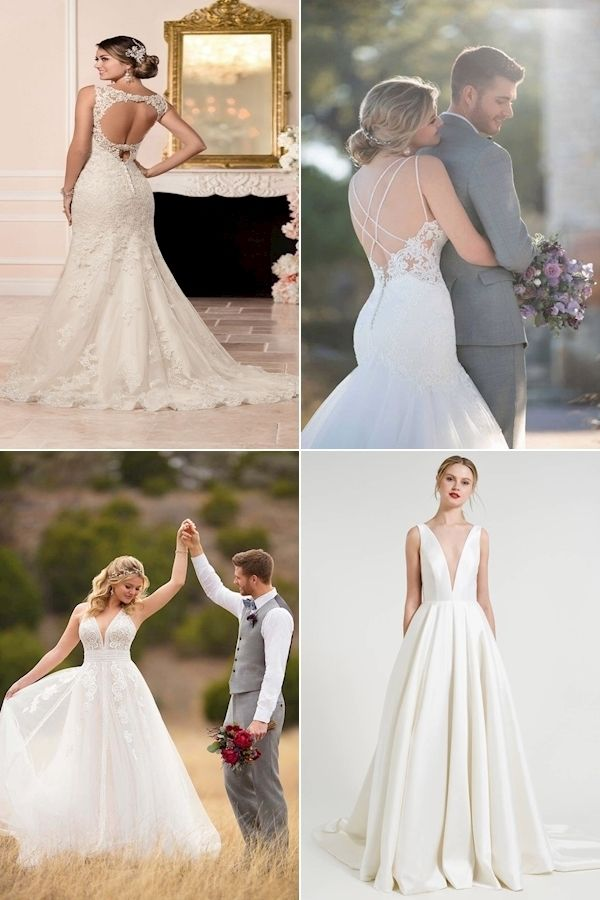 Simple Wedding Gown Off The Rack Wedding Dresses Winter Wedding In 2020 Wedding Dresses Simple Wedding Gowns Dresses