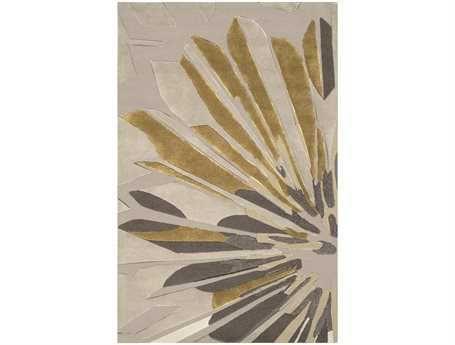 Surya Candice Olson Modern Classics Rectangular Beige Area Rug