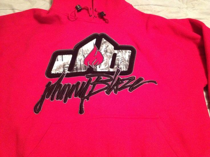 Johnny blaze hoodie