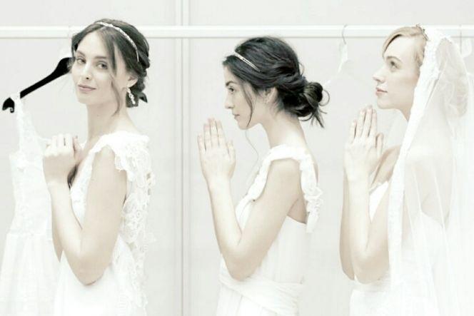 Ετοιμάζεσαι να ντυθείς νύφη; Δες τα πιο εντυπωσιακά χτενίσματα από την Bridal Fashion Week 2015
