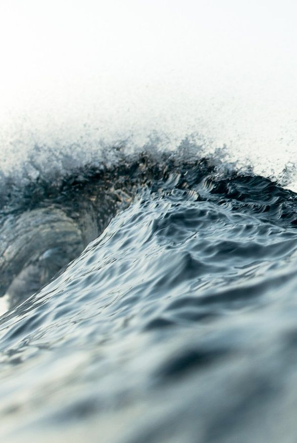 As Your Love, wave after wave, crashes over me, crashes over me..