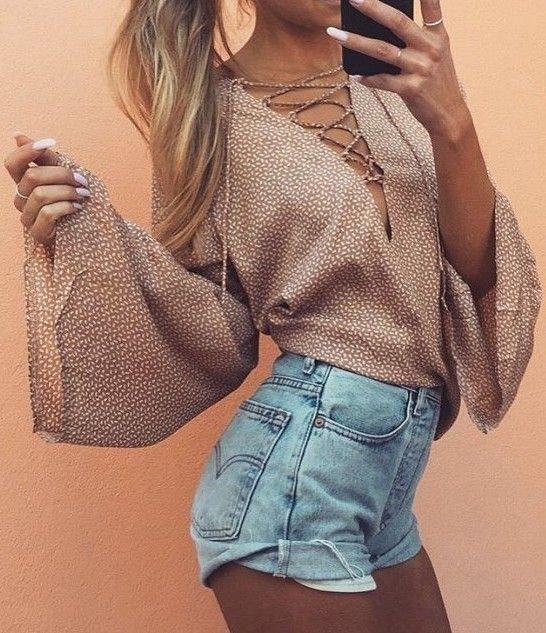 #summer #australian #trendy #outfits | Burnt Nude + Denim