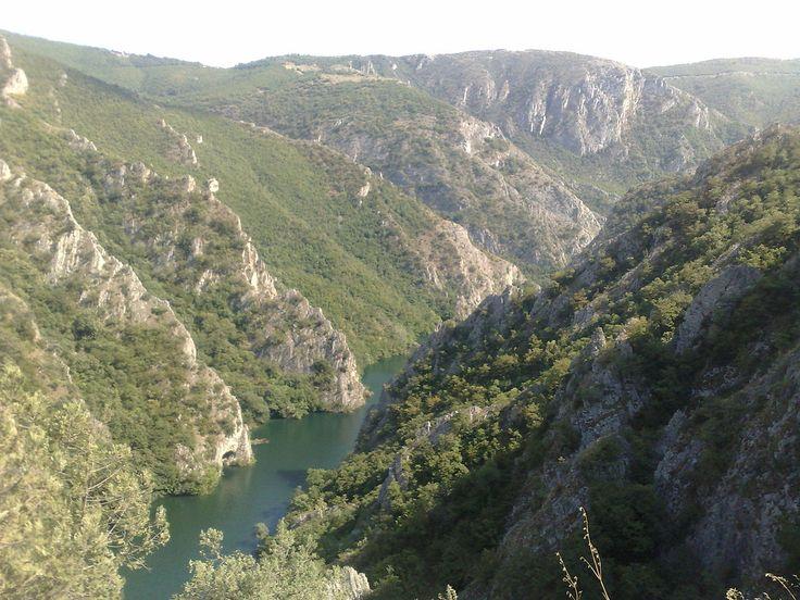 Kanjon-Matka - Matka Canyon - Wikipedia, the free encyclopedia