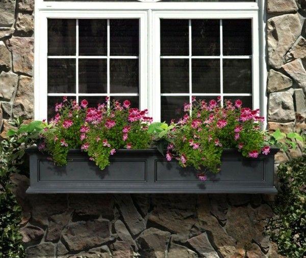 Ber ideen zu balkonk sten bepflanzen auf pinterest for Maconnerie fenetre