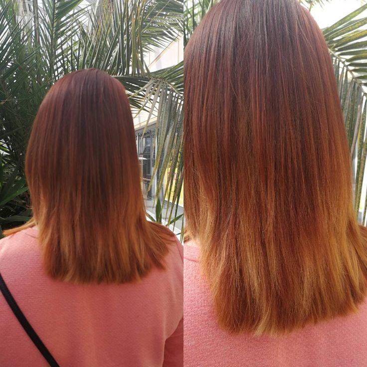 """10 likerklikk, 1 kommentarer – Hairshopkoch (@hairshopkoch) på Instagram: """"Sommerhår-check! 😉 av frisør Jeanette 🤓 #wellafreelights #freelights #wella  #wellaillumina…"""""""