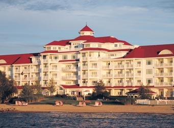 The Inn at Bay Harbor – I want to stay here!