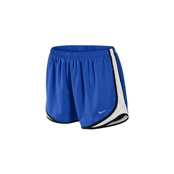 Nike Tempo Shorts Women's ($30) ❤ liked on Polyvore featuring shorts, nike shorts and nike