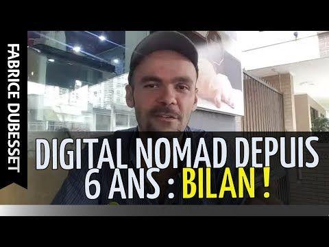 Digital nomad depuis 6 ans : bilan !