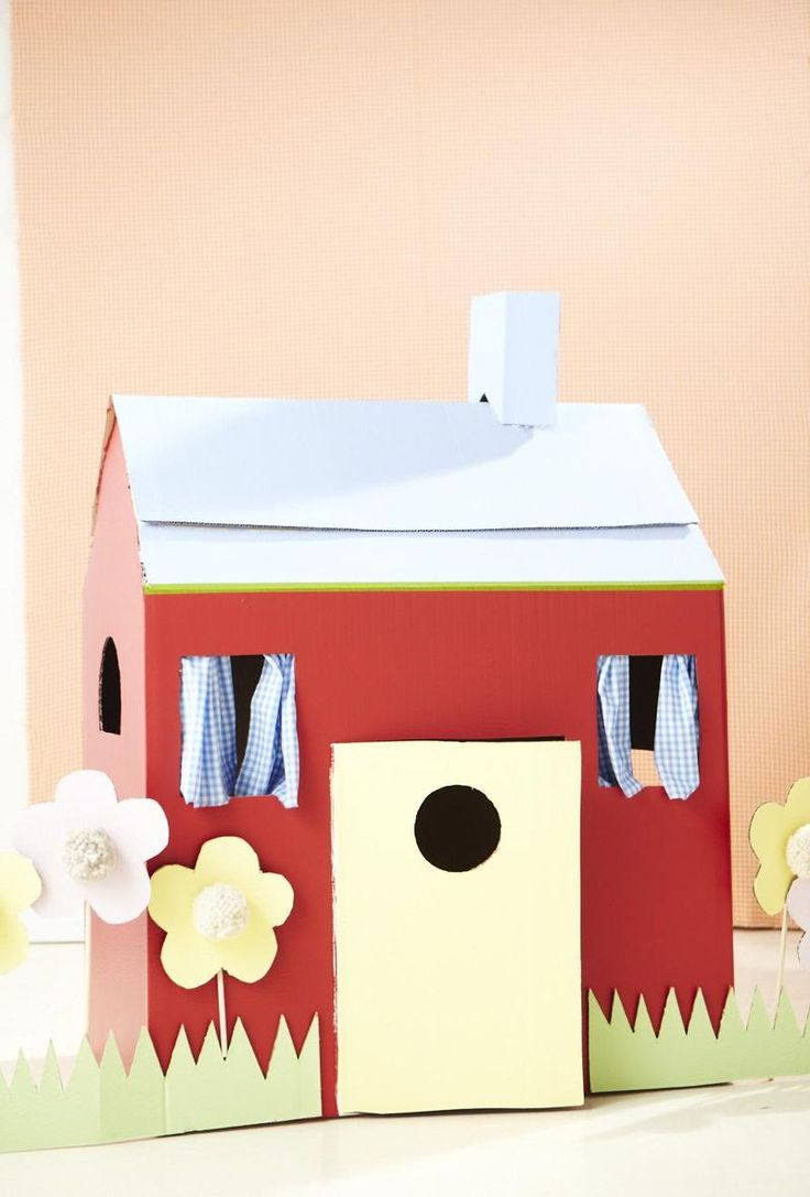 17 best ideas about cardboard box fort on pinterest. Black Bedroom Furniture Sets. Home Design Ideas