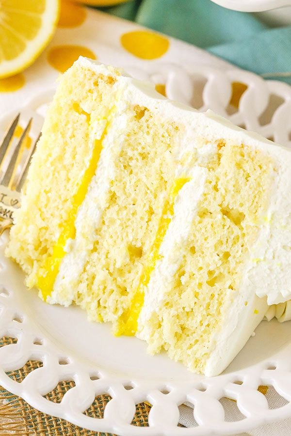 This Lemon Mascarpone Layer Cake is made with a moist lemon cake, lemon curd and a smooth and creamy whipped mascarpone frosting! It's light, yet sweet and tart and so darn good! It'll be your new favorite cake for spring! So everyone tells you that when you have a baby, you get no sleep. The …