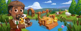 L'Oasi nel Deserto: Trucco Farmville 2 : Asilo delle anatre