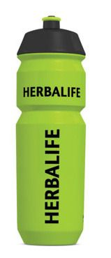 The new bottle Herbalife green 750 ml made from biodegradable materials will be useful for your free time and promote your business. Practical cap with double opening diameter.  for purchases at or above $ 160, 25% discount! valid for any item in the shop!