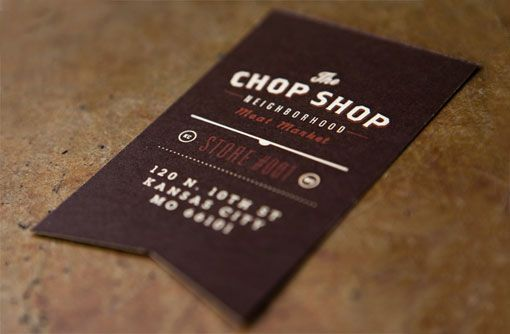 The Chop Shop Identity